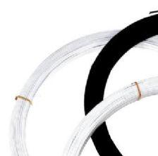 Medium White Craft Wire